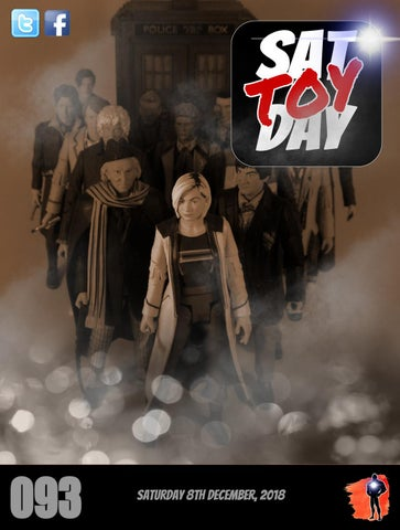 093 Action Figure Sat-TOY-day News, 8th December 2018 by