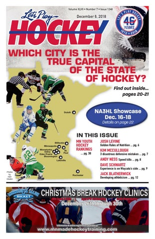 5bb3a2f1a Which City is the State of Hockey's Capital? by Let's Play Hockey ...