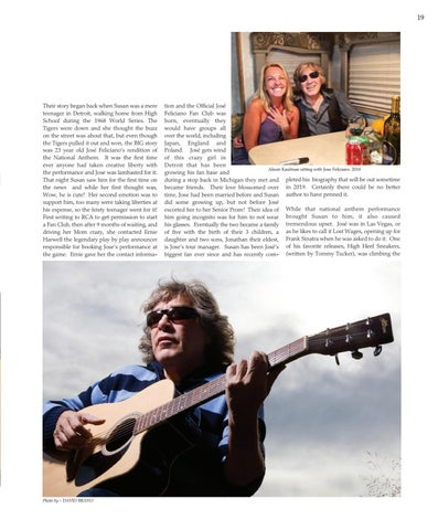 Page 19 of Cheers to 50 Years of Jose Feliciano! Conversations with a legend and his Lovely.