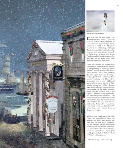 Page 37 of Eastern Connecticut Ballet:  Celebrates the Seafaring Past in    a New Production of the Nutcracker