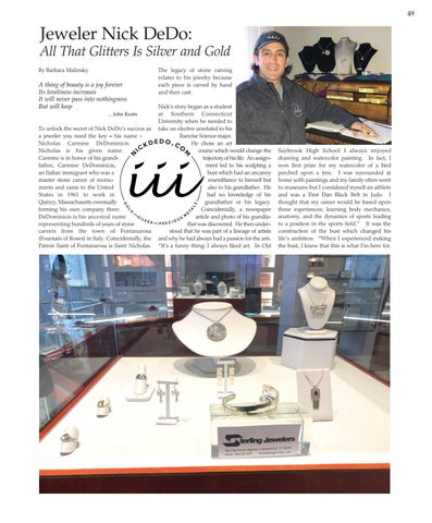 Page 49 of Jeweler Nick DeDo: All That Glitters Is Silver and Gold