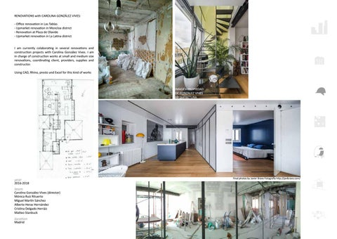 Page 5 of Renovations