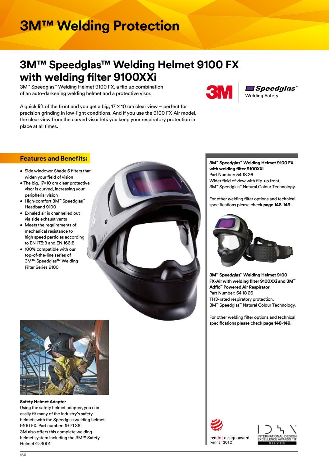 Speedglass Adflo Particle Filter Main Filter 9100