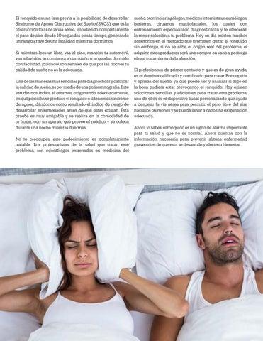 Page 75 of Ronquido Problema De Salud, Por: Laura Rios