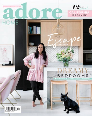 Adore Home magazine - The Escape Edition   Winter 2018 7cdab2001