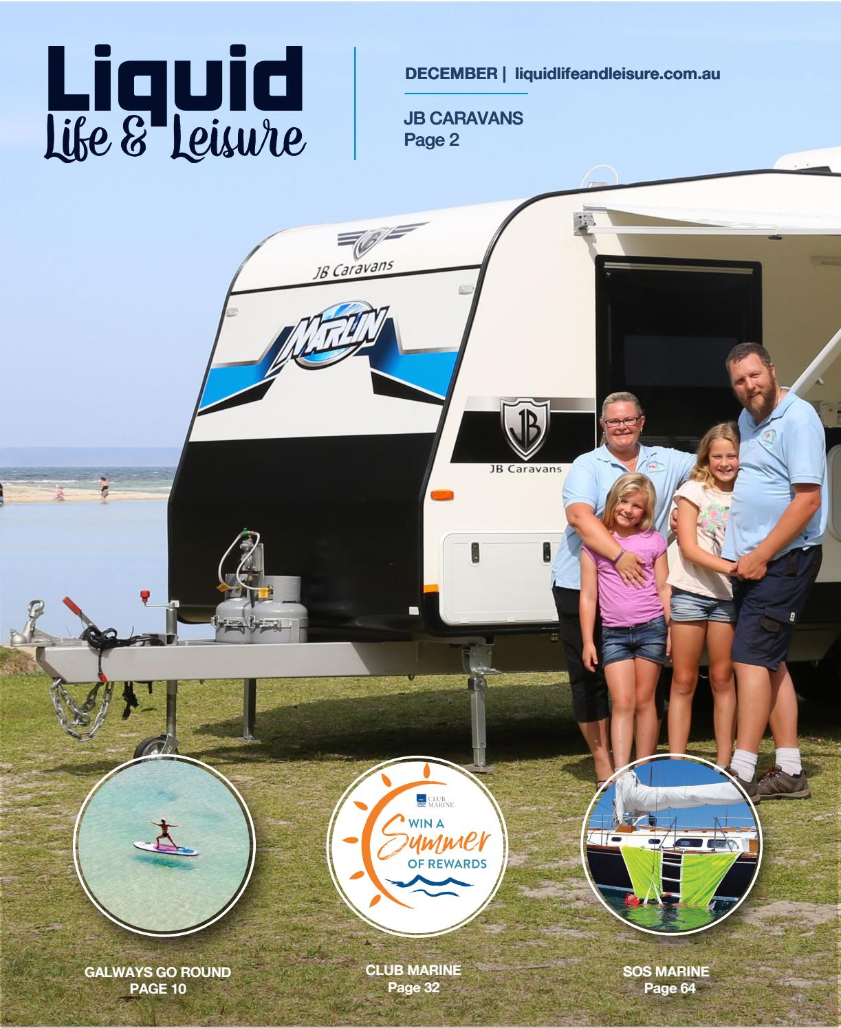 Liquid Life and Leisure - December 2018