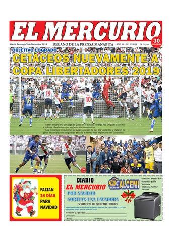 3d2dc3db7260 DOMINGO 09 DE DICIEMBRE DE 2018 by Diario El mercurio - issuu
