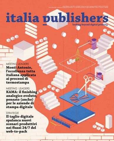 fbdfcce409 Italia Publishers 07/2018 by Density - issuu
