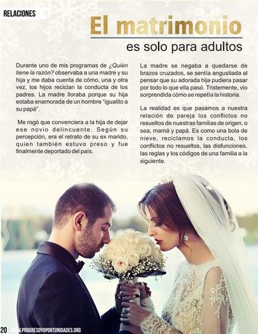 Page 20 of El matrimonio es sólo para adultos por Dra Nancy Álvarez