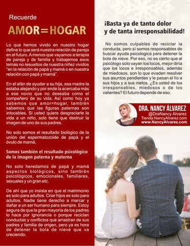 Page 21 of El matrimonio es sólo para adultos por Dra Nancy Álvarez