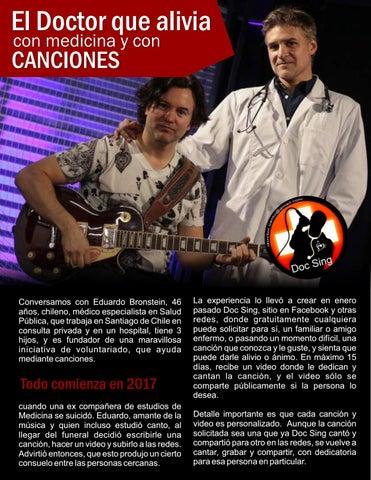 Page 30 of El doctor que alivia con medicina y con canciones por Oscar Chávez P