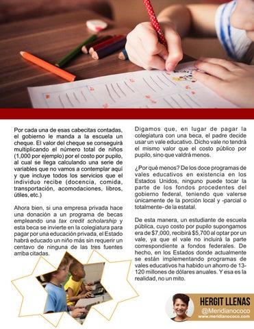 Page 55 of Derribando mitos sobre las opciones escolares por Hergit Llenas