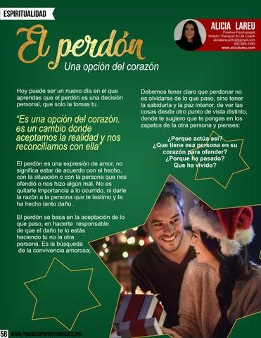 Page 58 of El perdón una opción del corazón por Alicia Lareu