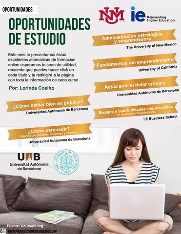 Page 61 of Oportunidades de estudio online por Lorinda Coelho