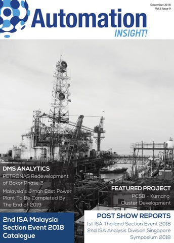 Automation INSIGHT! December 2018 by DMS Global - issuu 54f22e168bd32