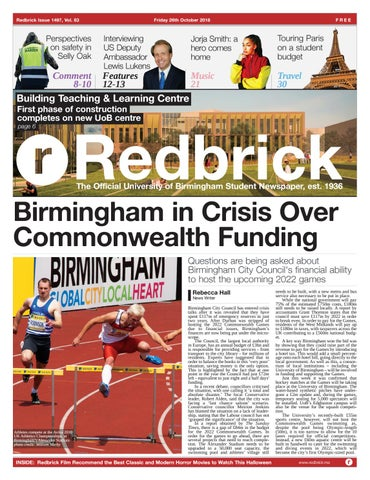 bc2f3f01c7a Issue 1497 by Redbrick - issuu