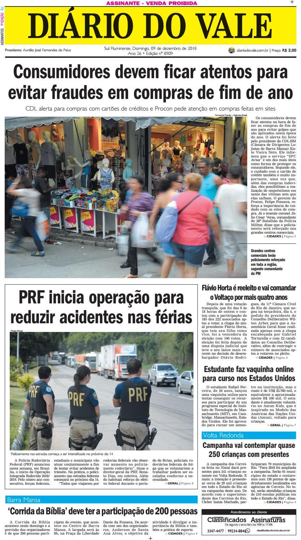 03c25cddde 8909 - Diario - Domingo - 09.12.2018 by Diário do Vale - issuu