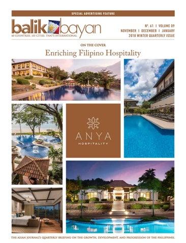 Anya Hospitality By Balikbayan Magazine Issuu