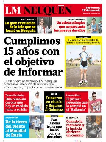 SUPLEMENTO 15° ANIVERSARIO LM NEUQUEN by Diario LM Neuquén - issuu 6e0231dfdf2