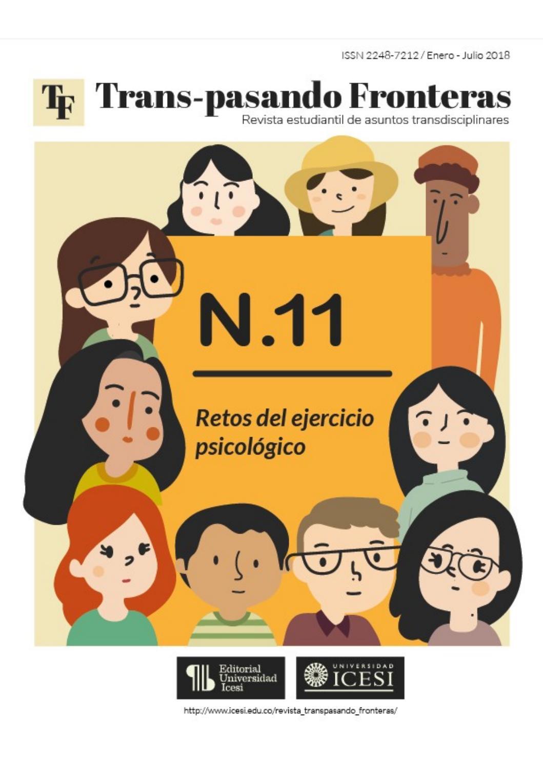 4ed7a764e N11: Retos del ejercicio psicológico by Trans-pasando Fronteras - issuu