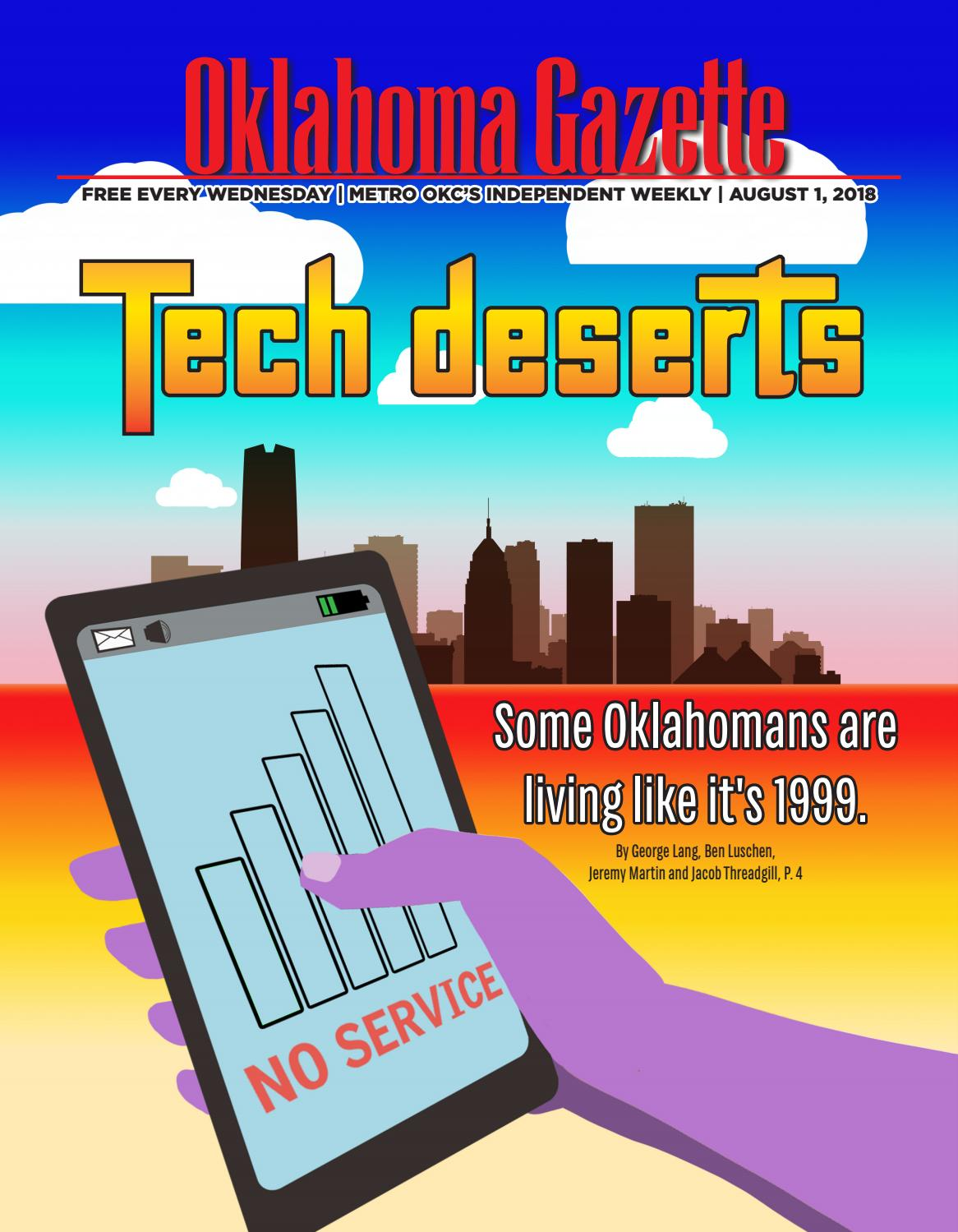 b78f8495223f Tech deserts by Oklahoma Gazette - issuu