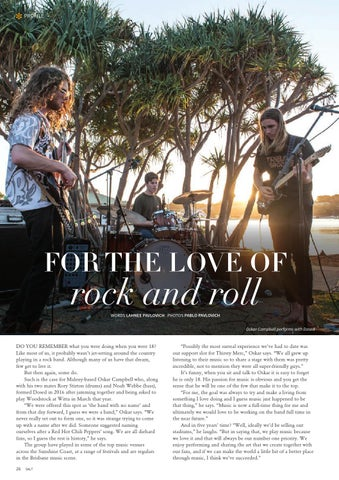 Page 28 of For the Love of Rock and Roll