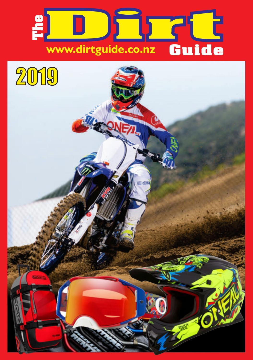 2019 Dirt Guide by Northern Accessories - issuu
