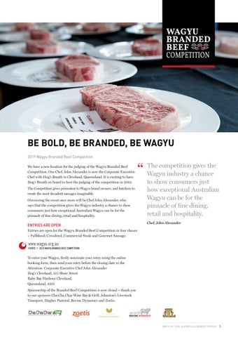Page 5 of Be Bold, Be Branded, Be Wagyu