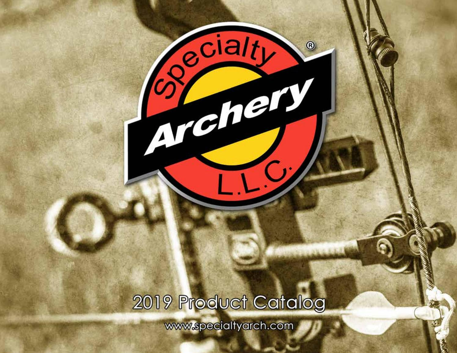 Specialty Archery Super 7 Bright Sight