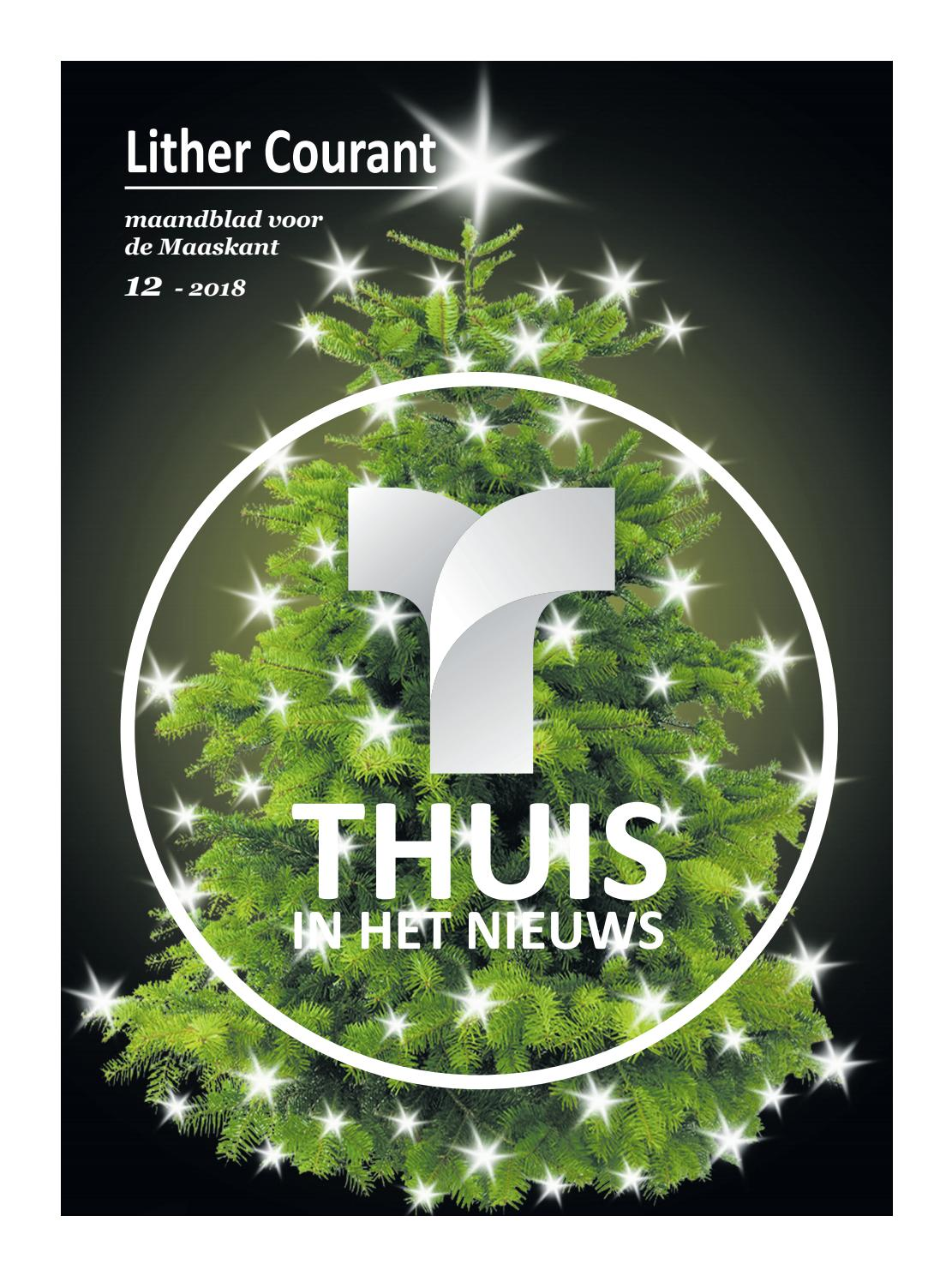 Lither Courant 1812 10 12 2018 By Thuisinhetnieuws Issuu