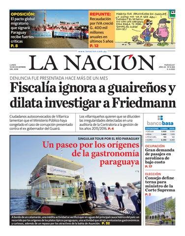 DIARIO LA NACIÓN - EDICIÓN 8.556 by La Nación - issuu 45c94c5acac5