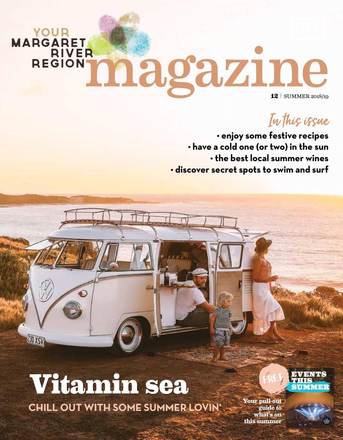 Your Margaret River Region Magazine Summer 2018 By Premium