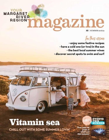 on sale 8d682 befab Your Margaret River Region Magazine Summer 2018 by Premium ...