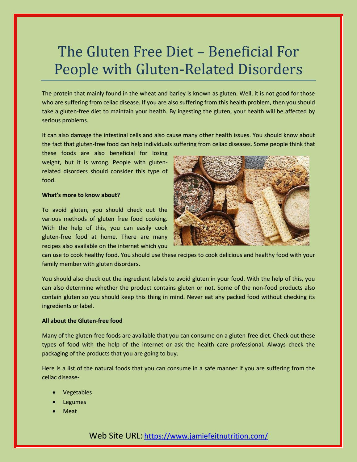 list detriments of gluten-free diets