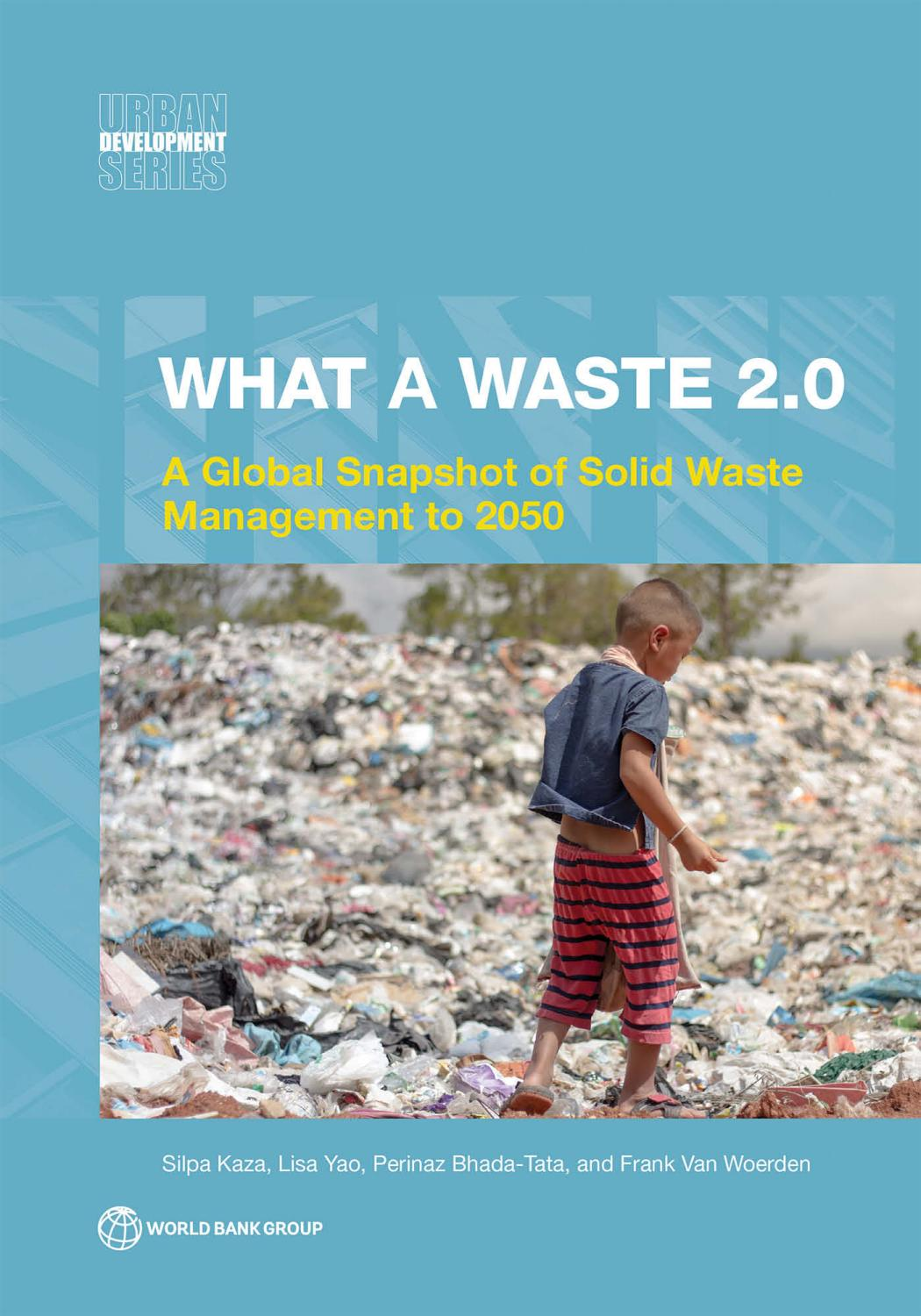 What a Waste 2.0 by World Bank Group Publications issuu