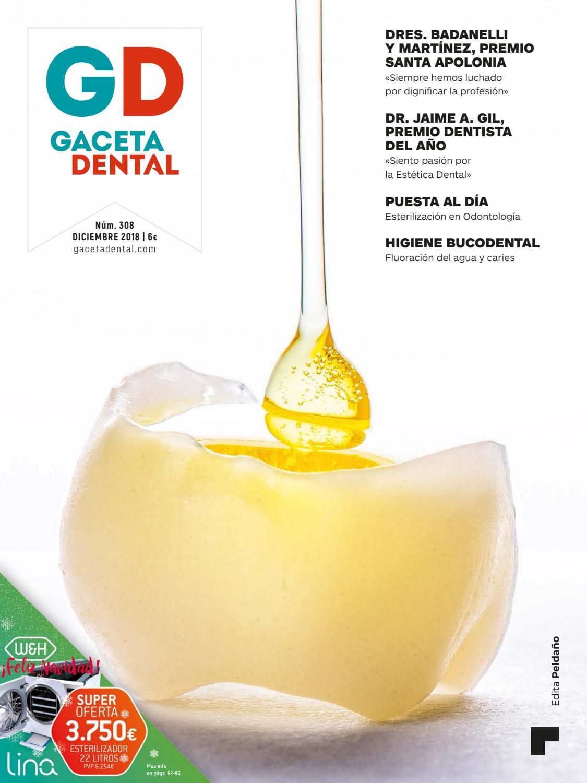 Gaceta Dental - 308 by Peldaño - issuu 267e49b7999c