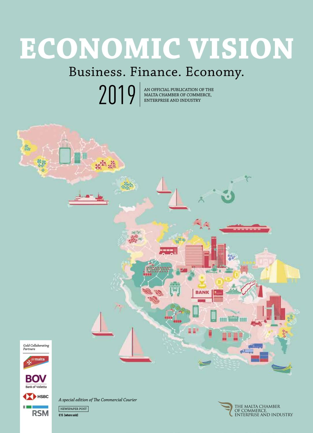 Economic Vision 2019 by Content House Group - issuu