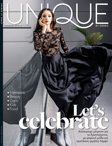 9072600ee21 Unique Magazine - December Issue by Ermes Group - issuu