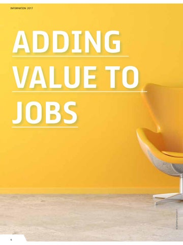Page 4 of Adding value to jobs