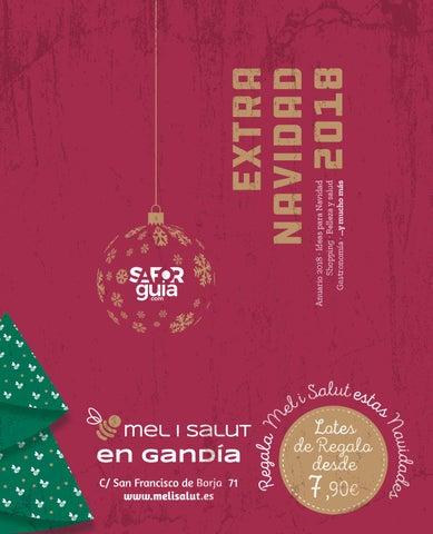 1681b0147c Anuario 2018 · Ideas para Navidad Shopping · Belleza y salud Gastronomía ·  ...y mucho más