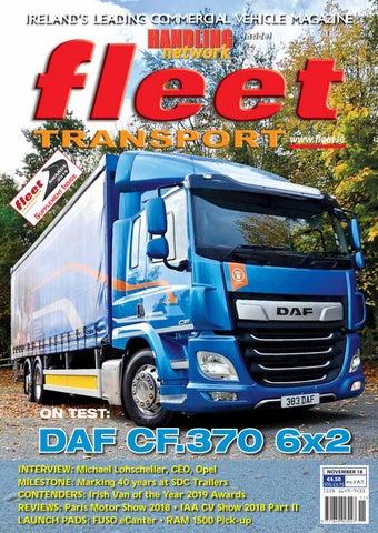 Fleet Transport Nov 18 by Fleet Transport - issuu
