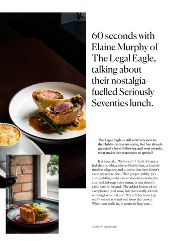 Page 48 of CHAR: 60 seconds with Elaine Murphy of The Legal Eagle