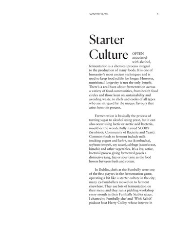 Page 9 of Starter Culture