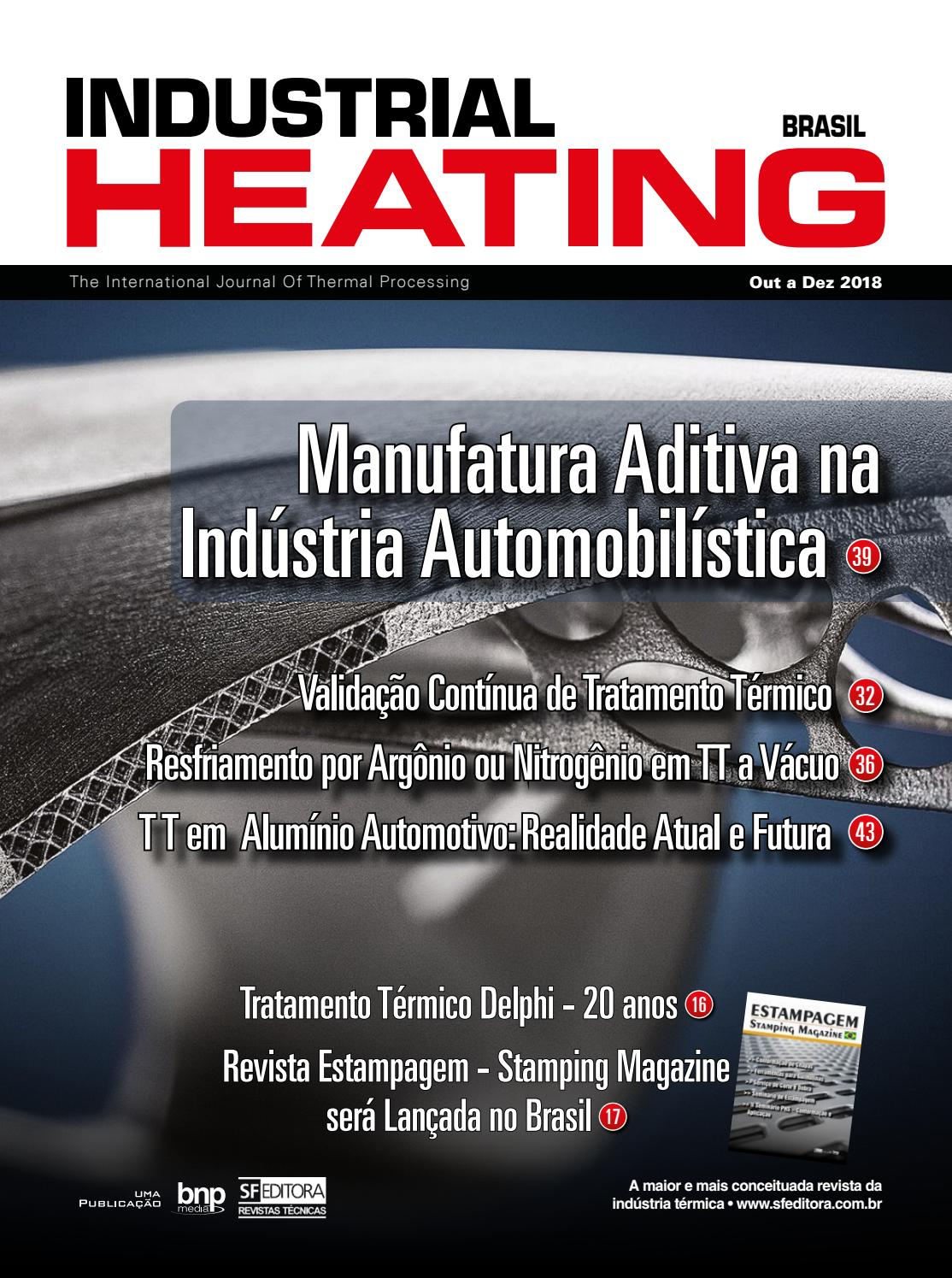 f7d29509ce Revista Industrial Heating - Out a Dez 2018 by SF Editora - issuu