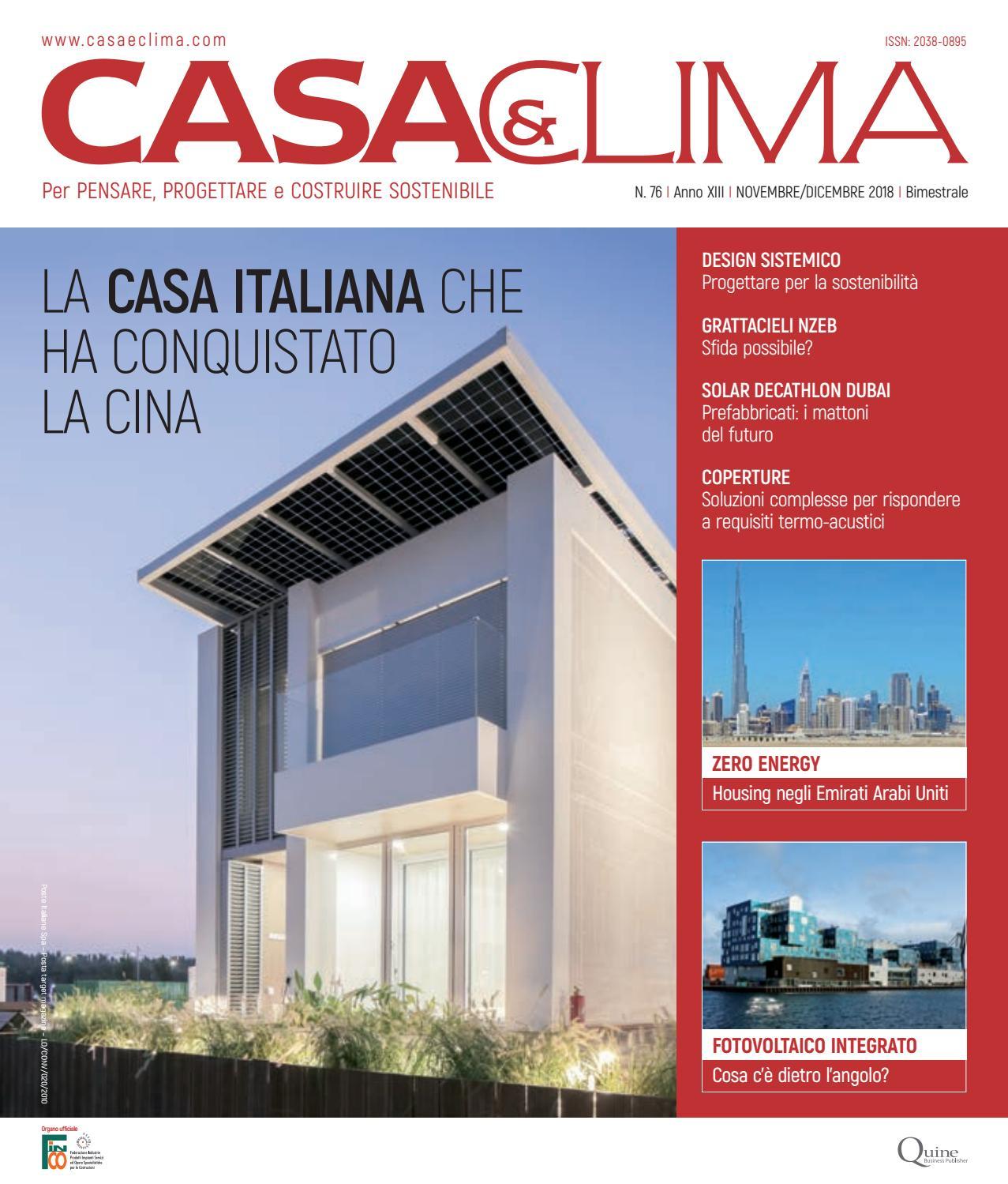 Serra Bioclimatica Normativa Lombardia casa&clima #76 by quine business publisher - issuu