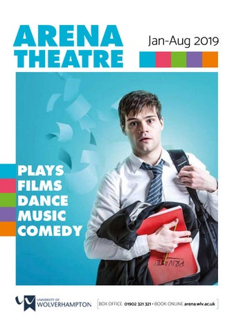 Arena Theatre Spring 2019 Brochure by Arena Theatre - issuu