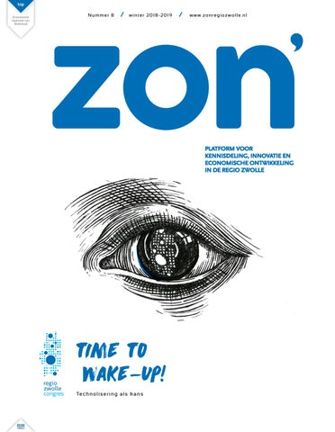 3db77bac10b ZON' Regio Zwolle #8 winter 2018/2019 by Advice reclame-adviesbureau ...