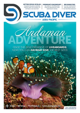scuba diver october 17 issue 8 by scubadivermag issuu