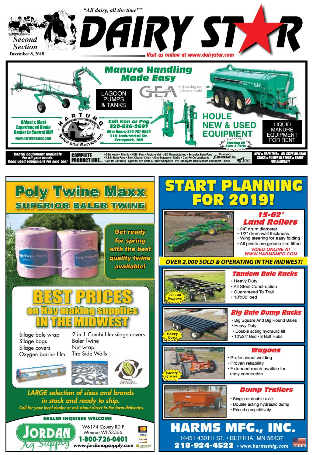 December 8, 2019 - 2nd section by Dairy Star - issuu