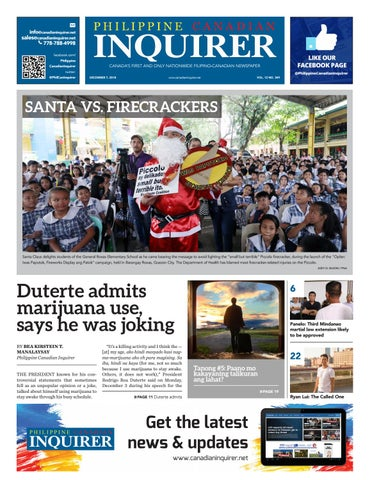 Philippine Canadian Inquirer #349 by Philippine Canadian
